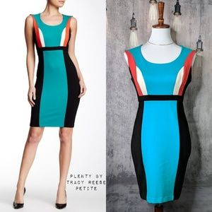 Plenty by Tracy Reese Veda Color-block Dress 😍